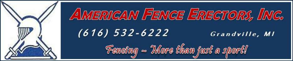 American Fence Erectors, Inc., Grandville, MI - Chain link fence, vinyl fence, ornamental fence, privacy fence, gates and gate operators